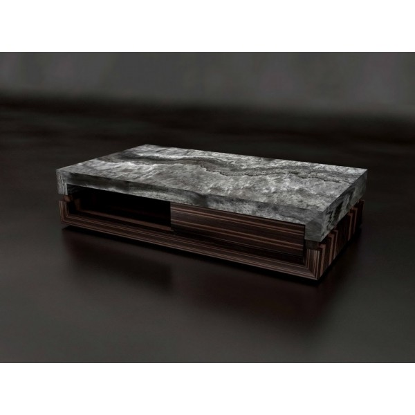 Marble coffee table design