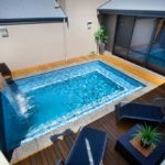 Mini swimming pool ideas