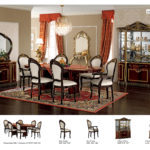 Modern classic dining room furniture