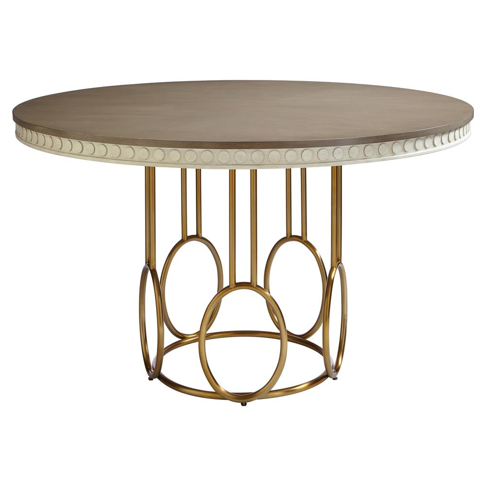 Modern classic dining table