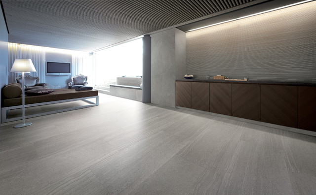 Modern contemporary floor tile