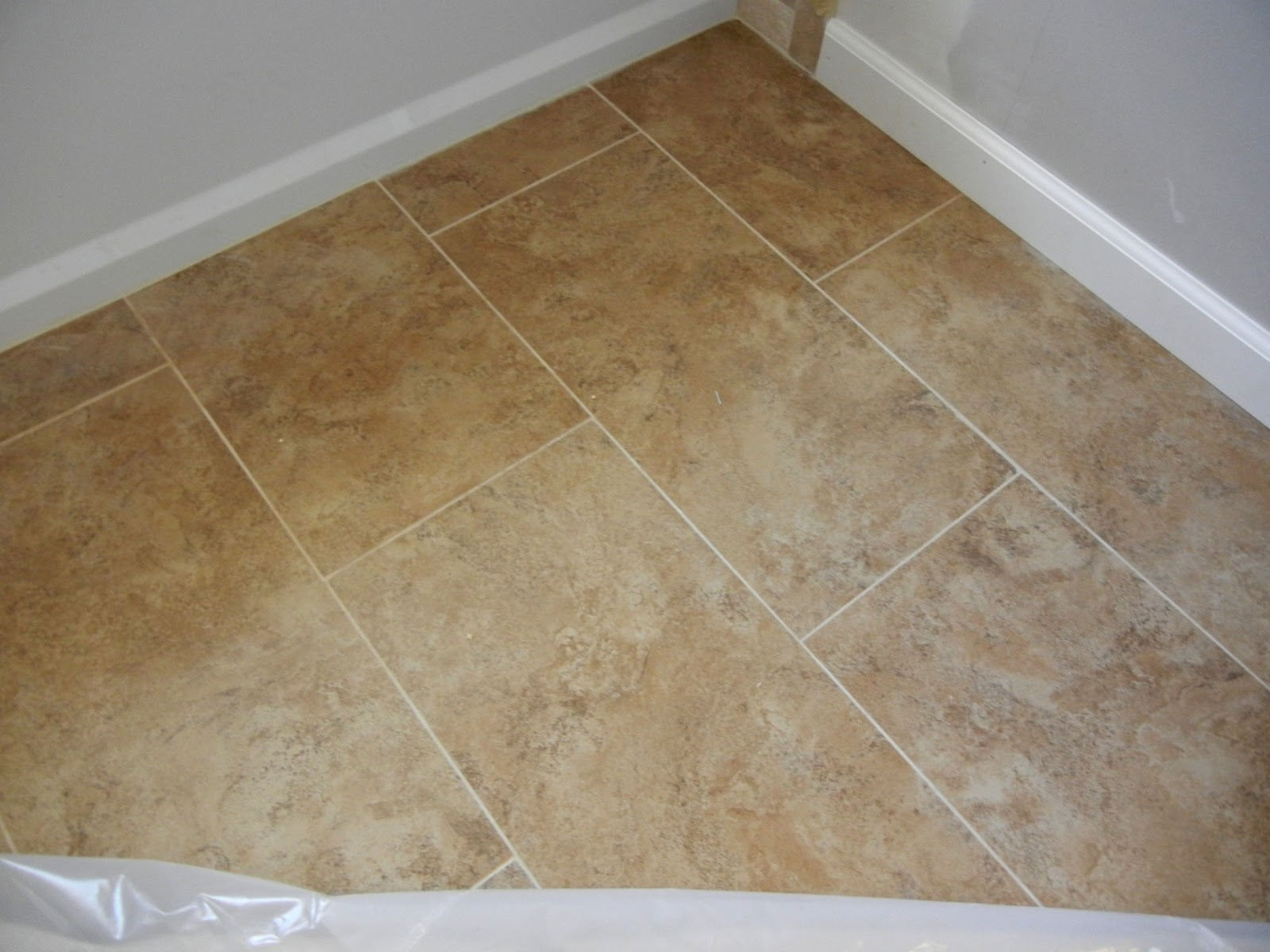 Modern floor tile patterns