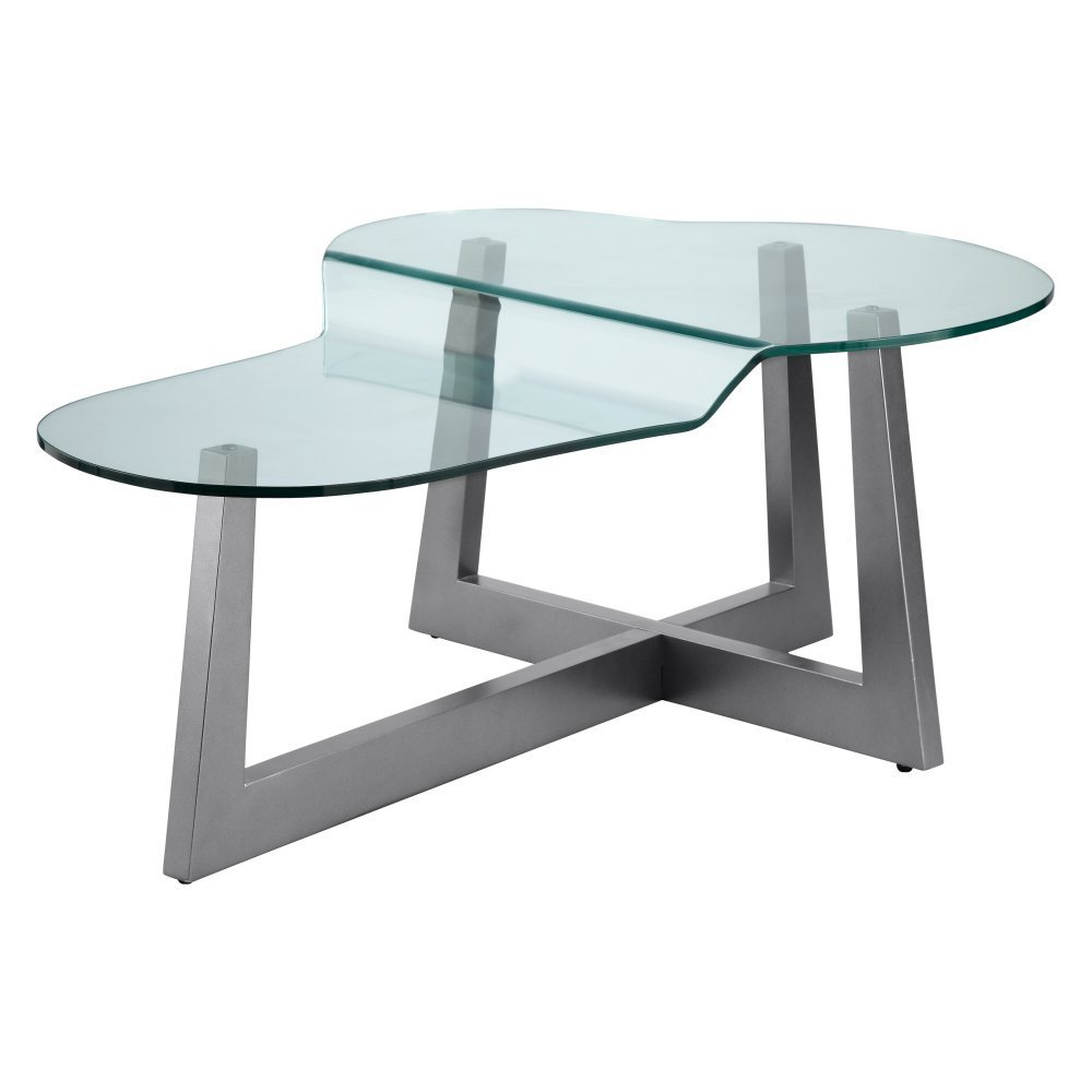 Modern glass coffee table designs