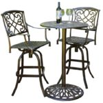 Outdoor bar bistro sets