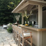 Outdoor bar designs plans