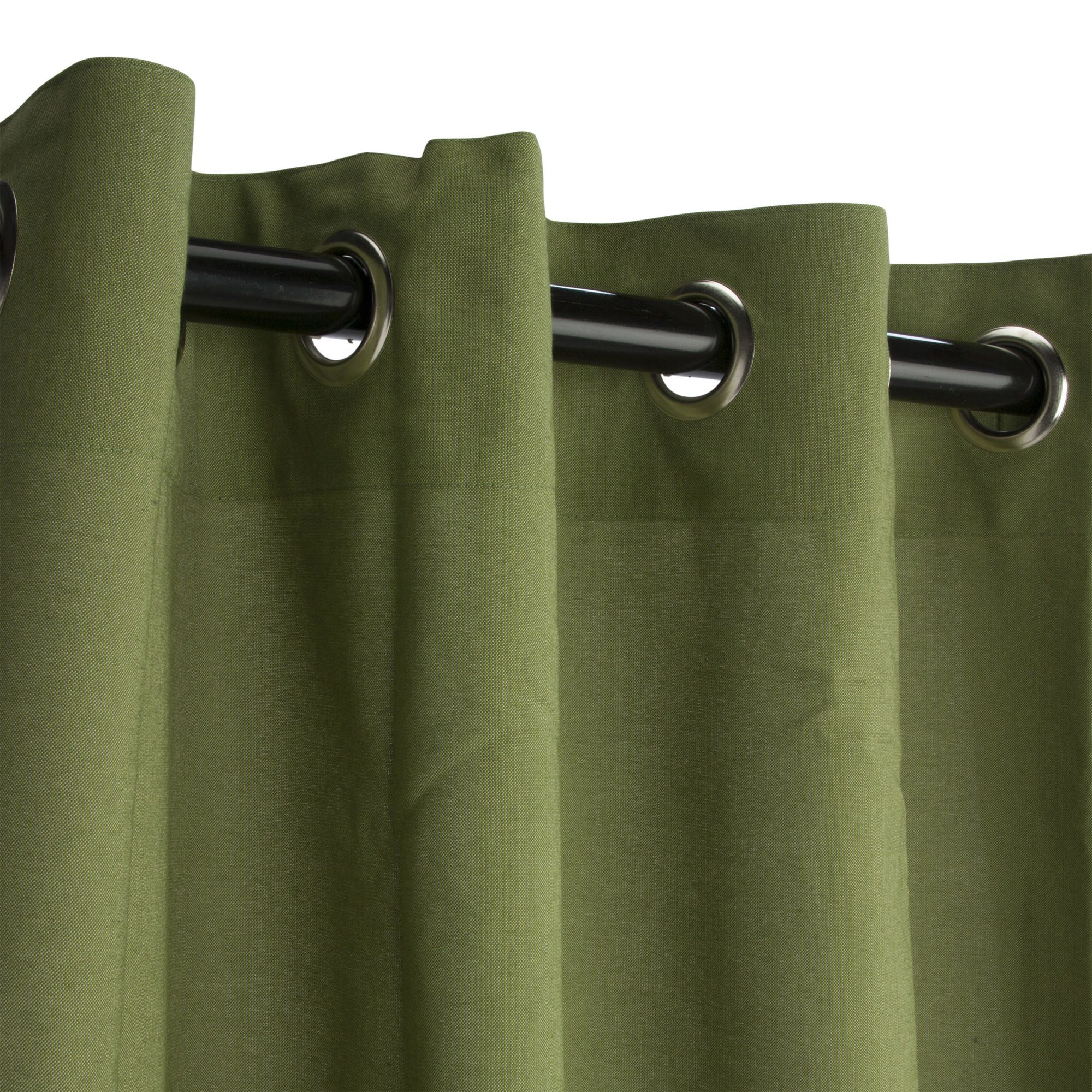 Outdoor curtains sunbrella