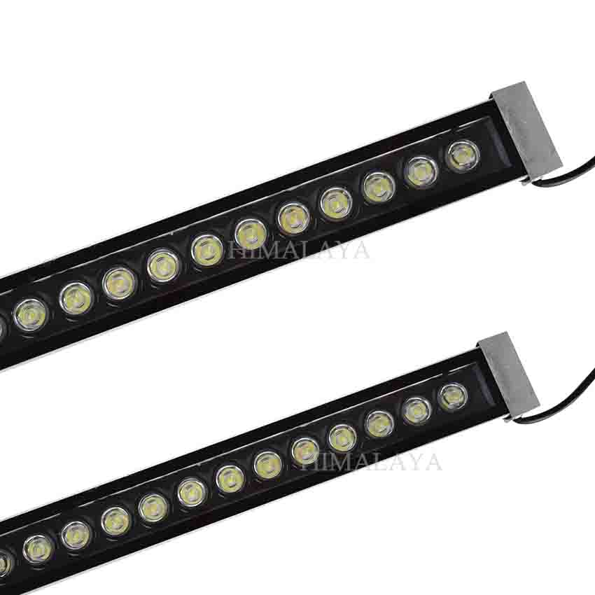 Outdoor wall washer lights led