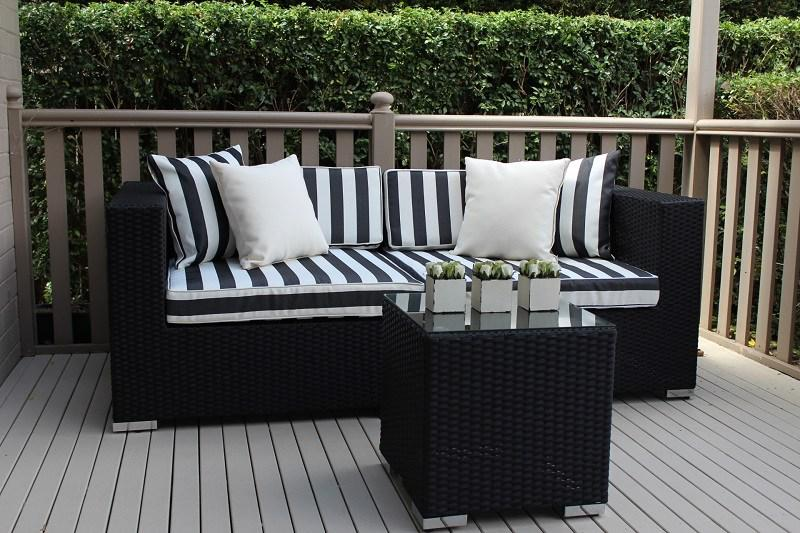 Outdoor wicker furniture gold coast