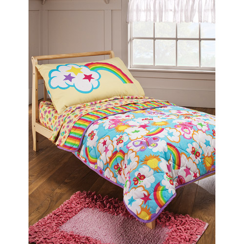 Rainbow brite bedding set
