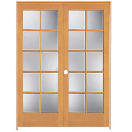Reliabilt interior french doors