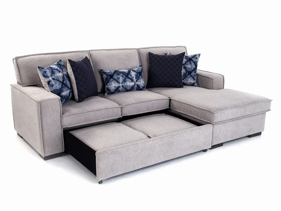 Sectional sleeper sofa bobs