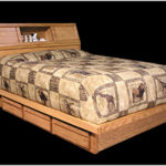Silver oak bedroom set