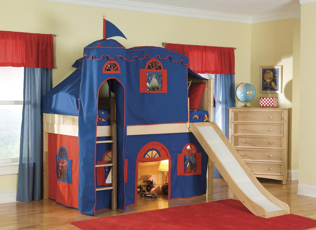 Themed bedroom furniture for kids