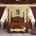 Traditional bedroom designs styles