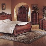 Traditional designer bedroom furniture