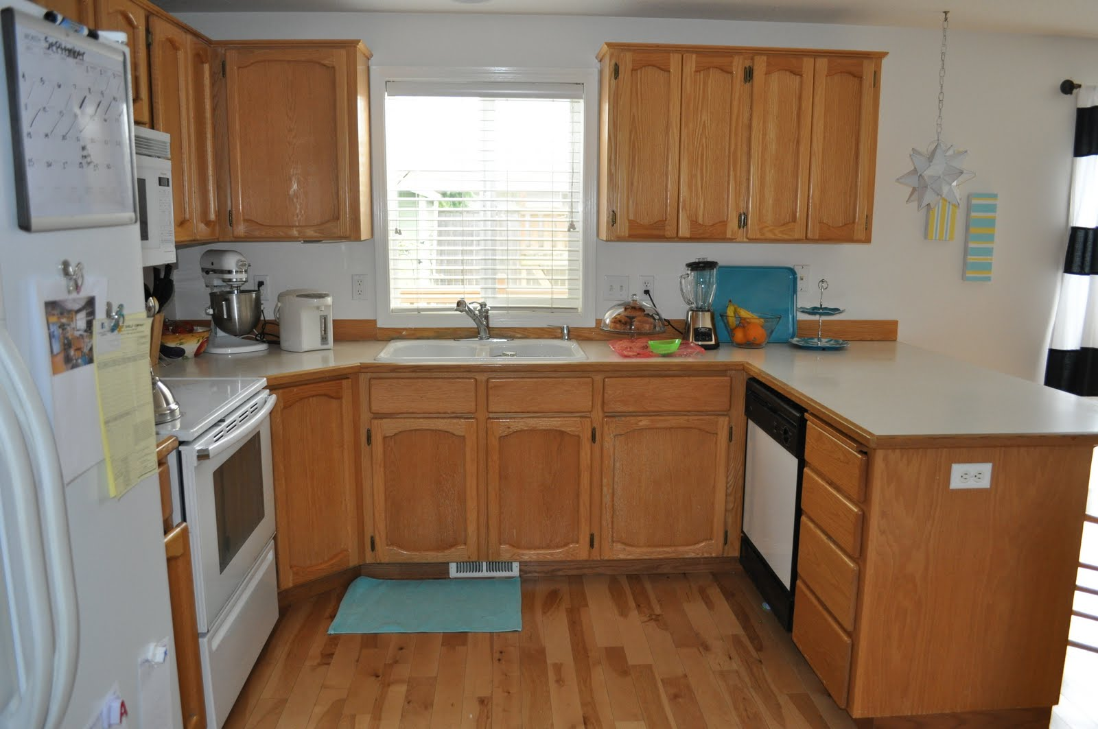U shaped kitchen makeovers