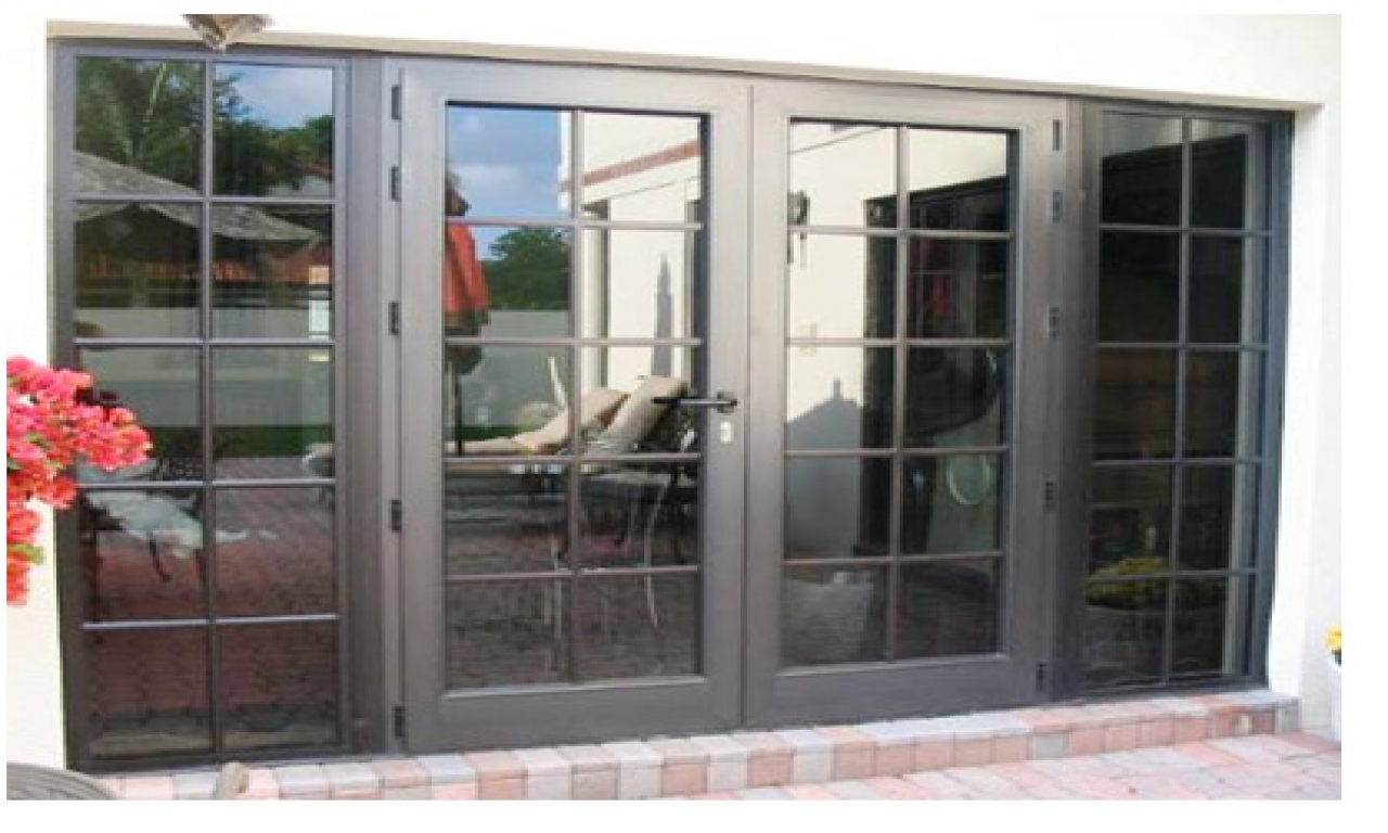 Vinyl french doors exterior prices