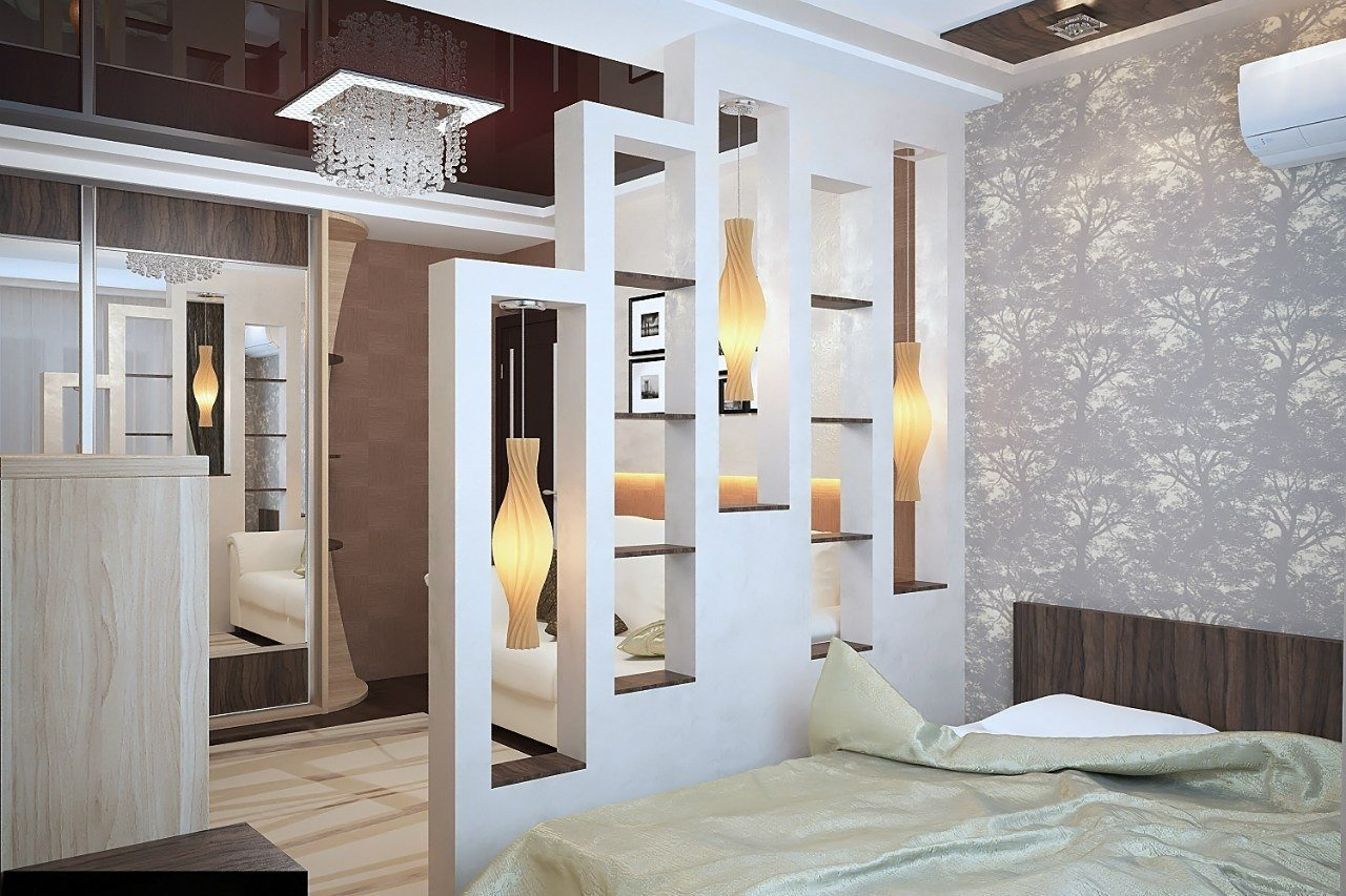 Wall dividers ideas