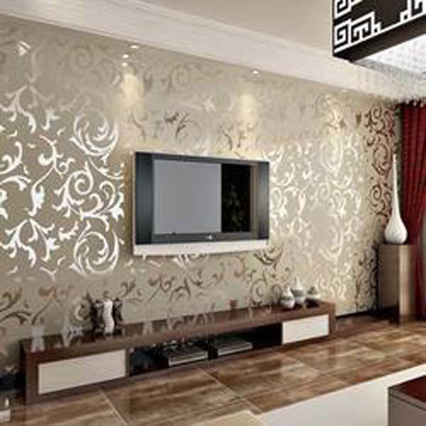 Wallpaper interior design india