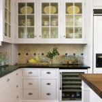 Gourmet country kitchen designs