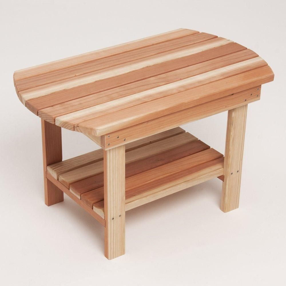 Wood table designs
