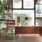 Zen kitchen design