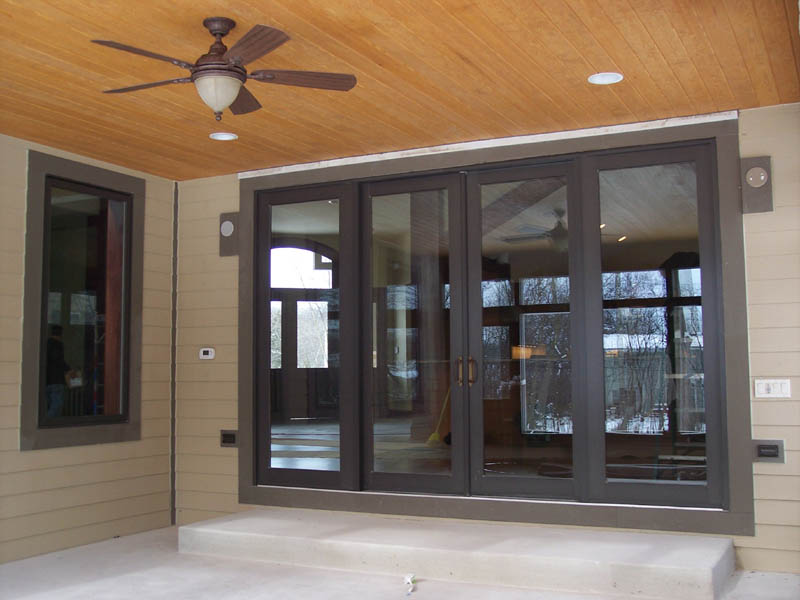 4 foot french doors exterior photo - 7