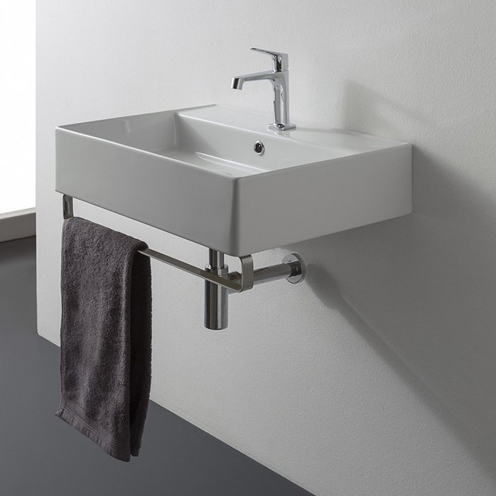 Altamarea Unusual Wall Hung Bathroom Vanities with Sink photo - 6