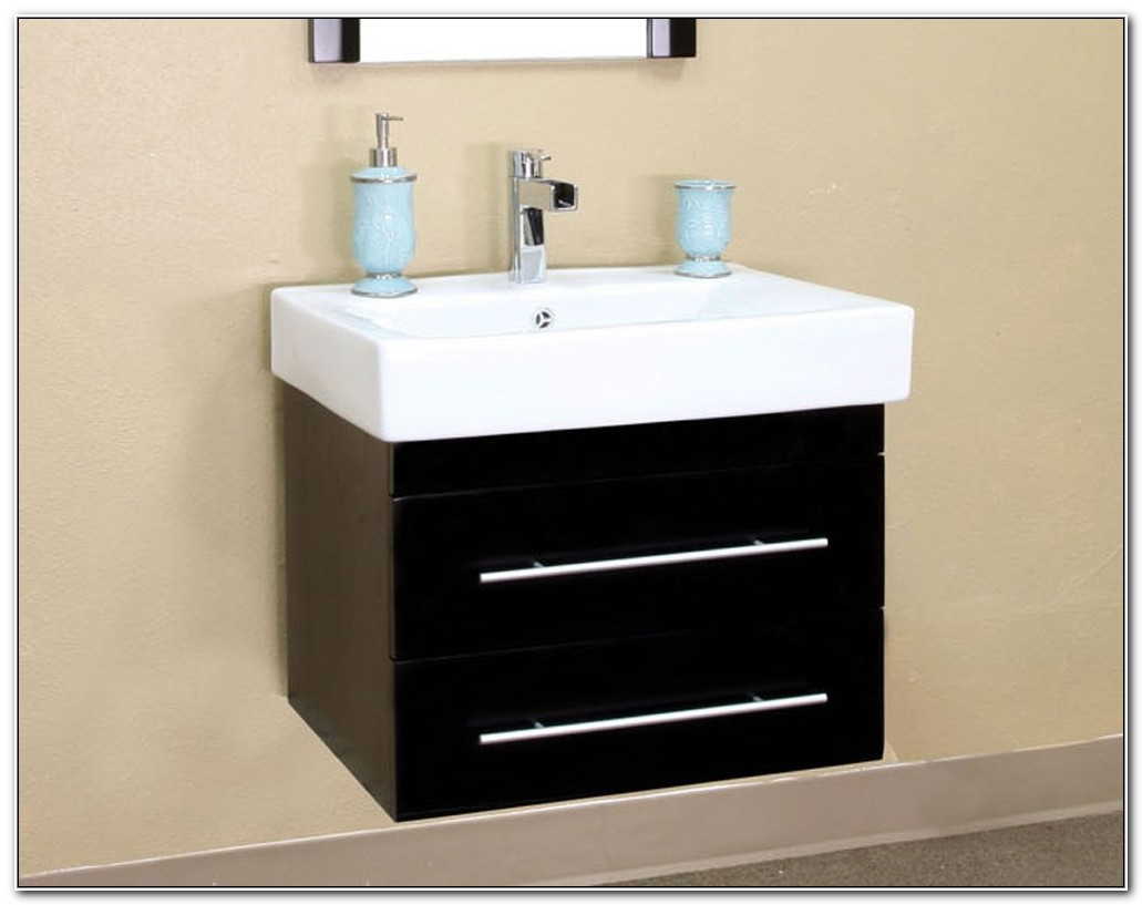 Altamarea Unusual Wall Hung Bathroom Vanities with Sink photo - 7
