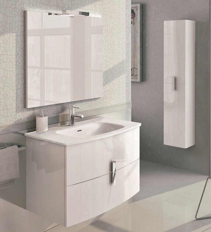 Altamarea Unusual Wall Hung Bathroom Vanities with Sink photo - 9