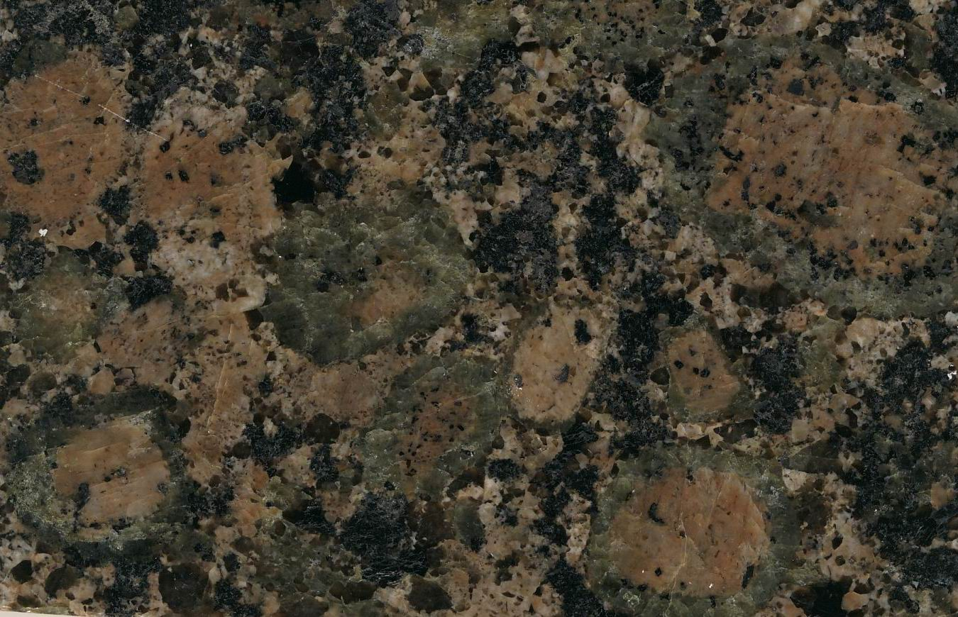 Baltic Brown Granite Countertops photo - 1