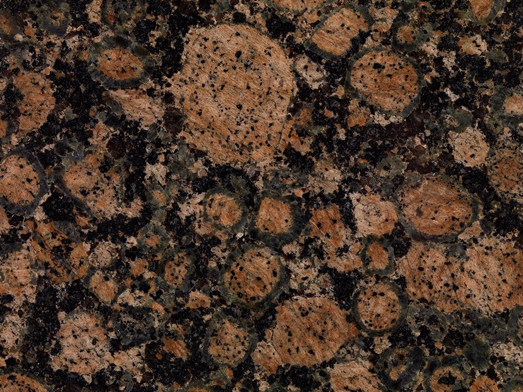 Baltic Brown Granite Countertops photo - 5