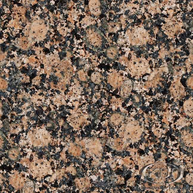 Baltic Brown Granite Countertops photo - 6