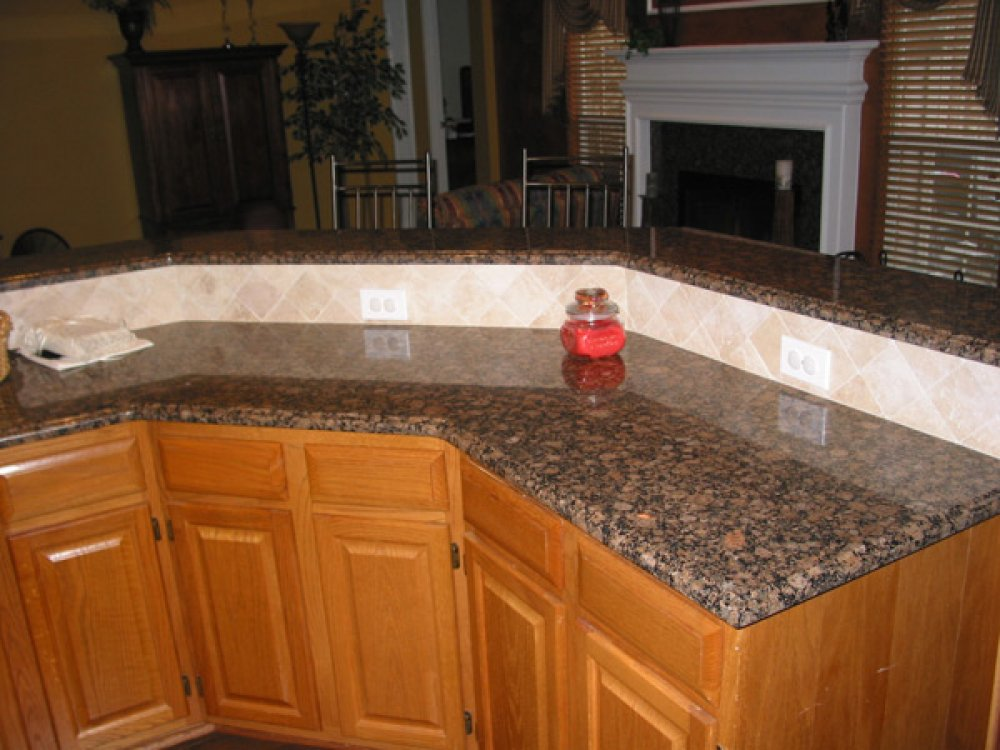 Baltic Brown Granite Countertops photo - 8