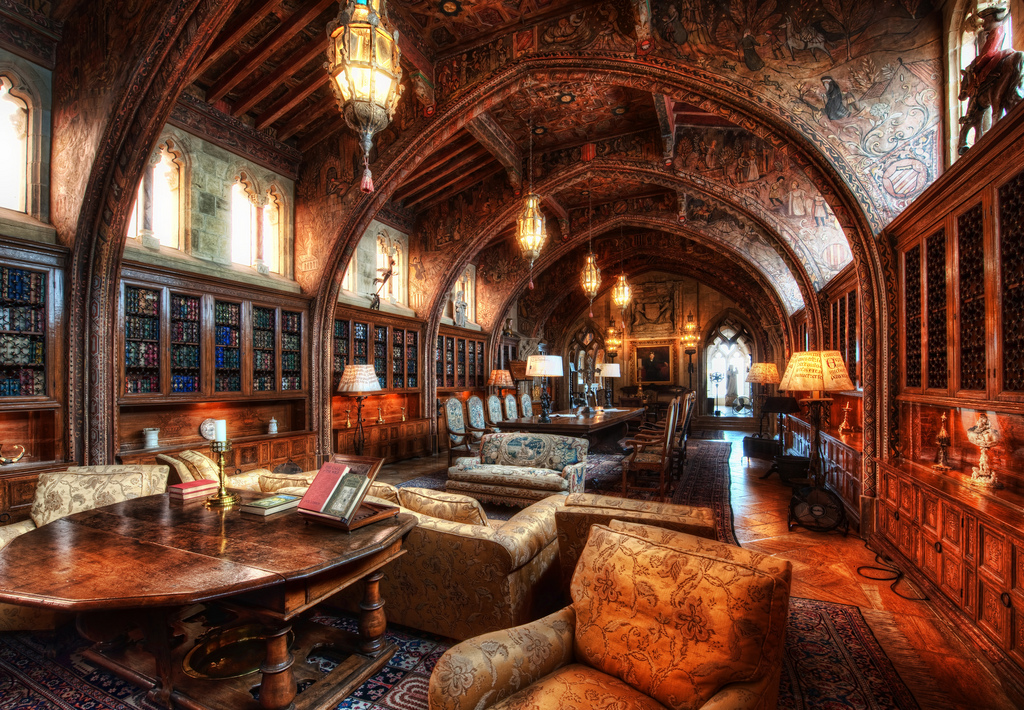 Beautiful Private Libraries photo - 8