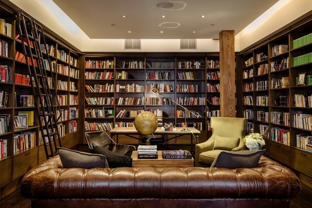 Beautiful Private Library photo - 10
