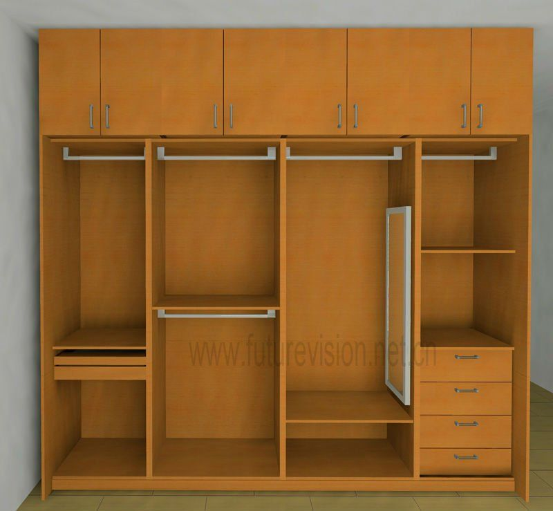 Children's Bedroom Wardrobe Cabinet photo - 4