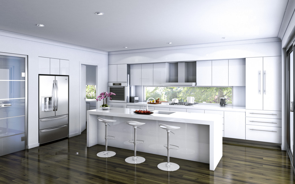Classy Kitchen Design photo - 3