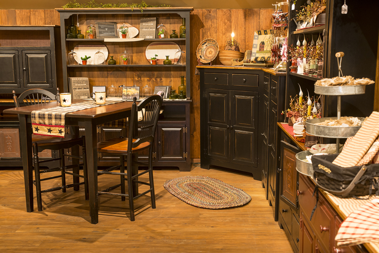 Country Life Kitchen photo - 2