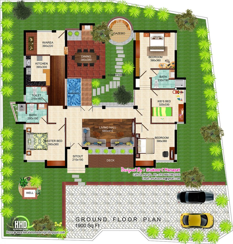 Eco-Friendly House Designs photo - 1