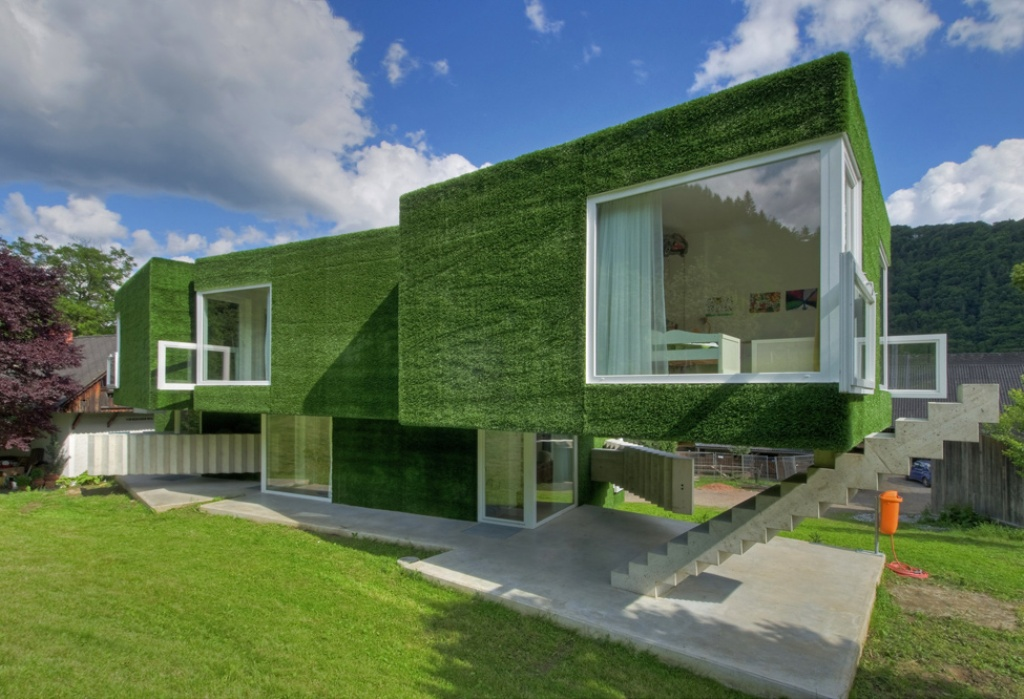 Eco-Friendly House Designs photo - 4