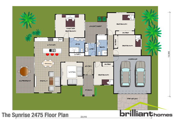 Eco House Designs and Floor Plans photo - 10