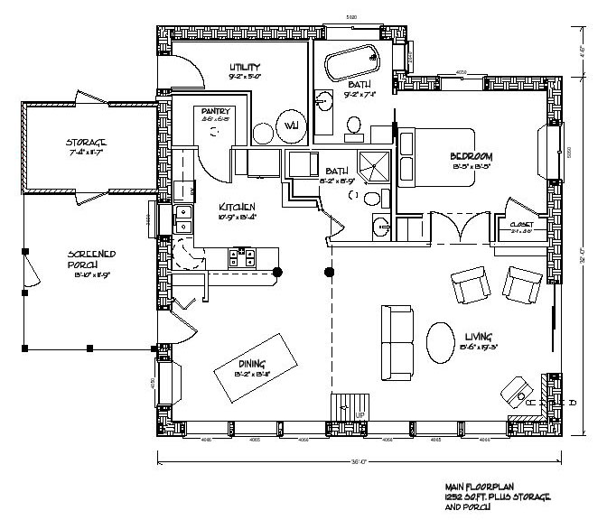 Eco House Designs and Floor Plans photo - 2