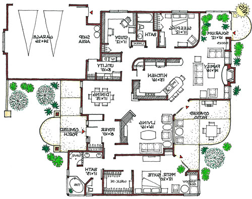 Eco House Designs and Floor Plans photo - 5