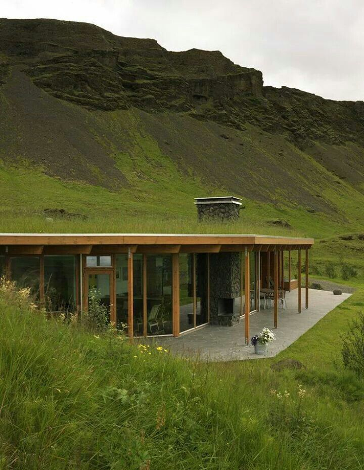 Eco House Grass Roof photo - 1
