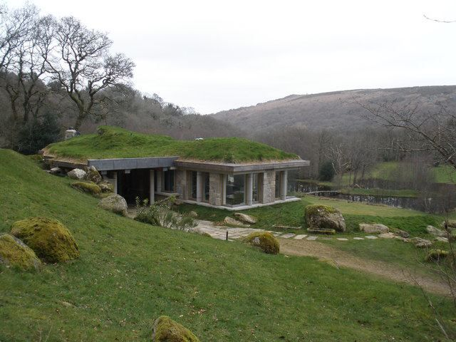 Eco House Grass Roof photo - 4