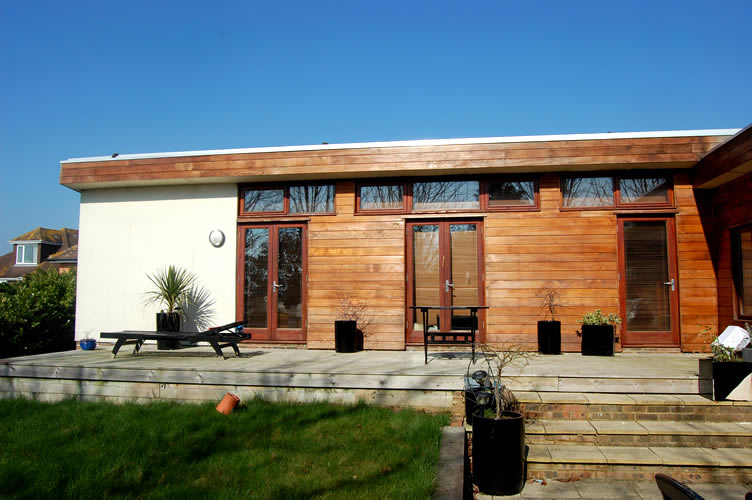 Eco House Grass Roof photo - 7