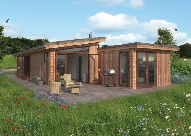 Eco House Kits Scotland photo - 1
