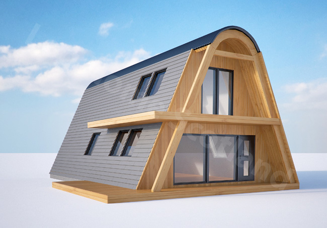 Eco House Kits Scotland photo - 10