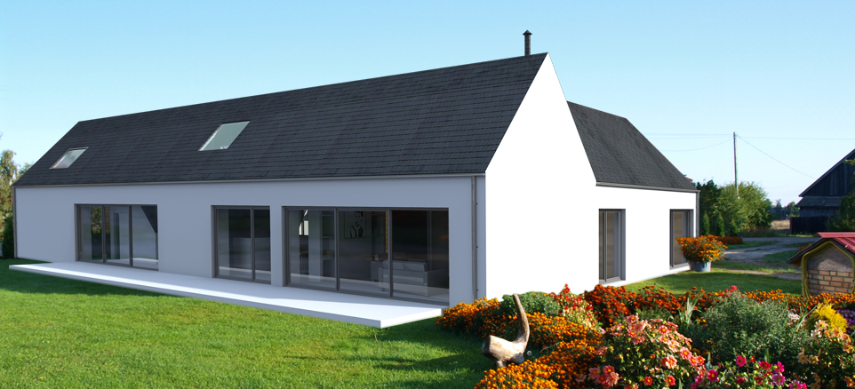 Eco House Kits Scotland photo - 2